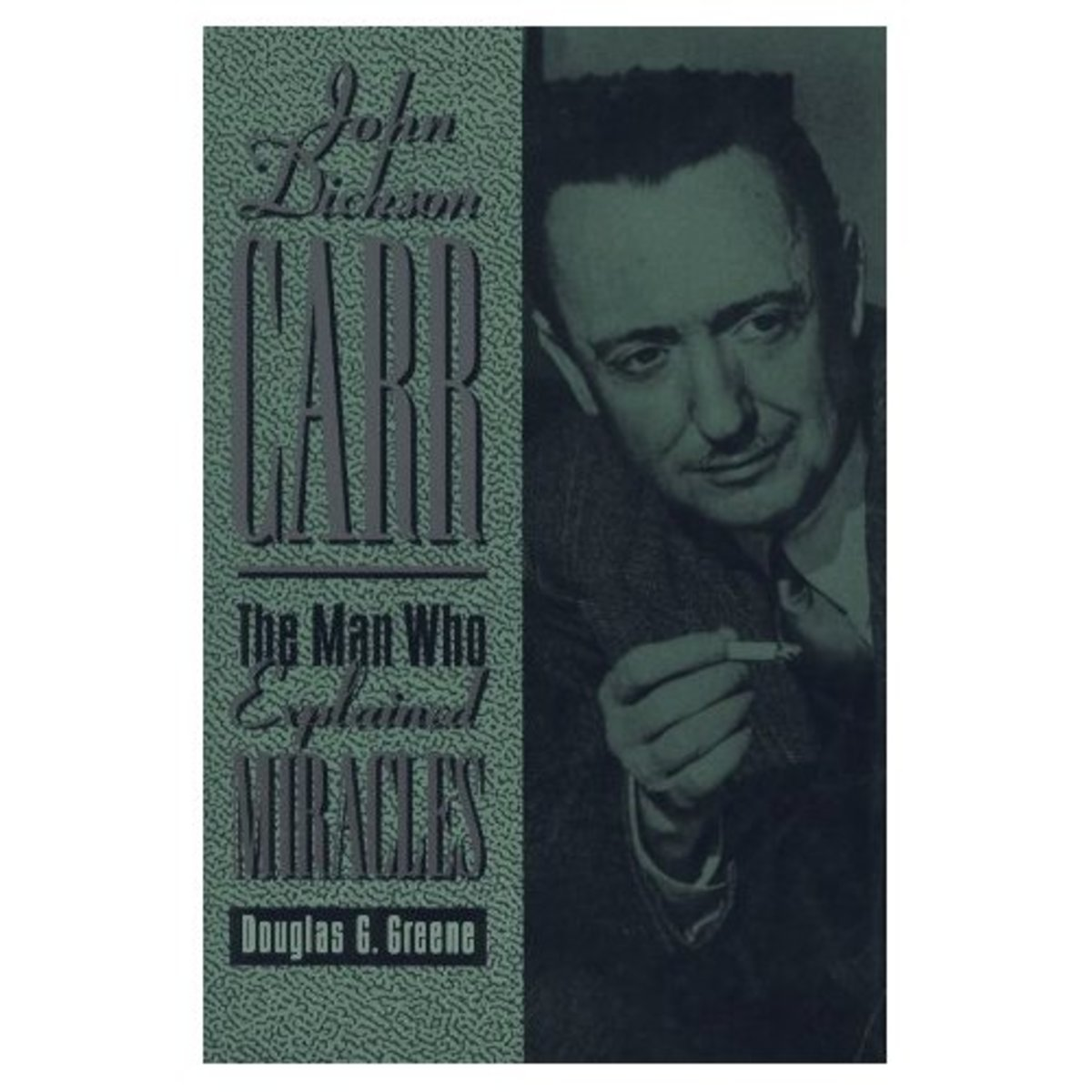 Carr Biography - Douglas R Greene