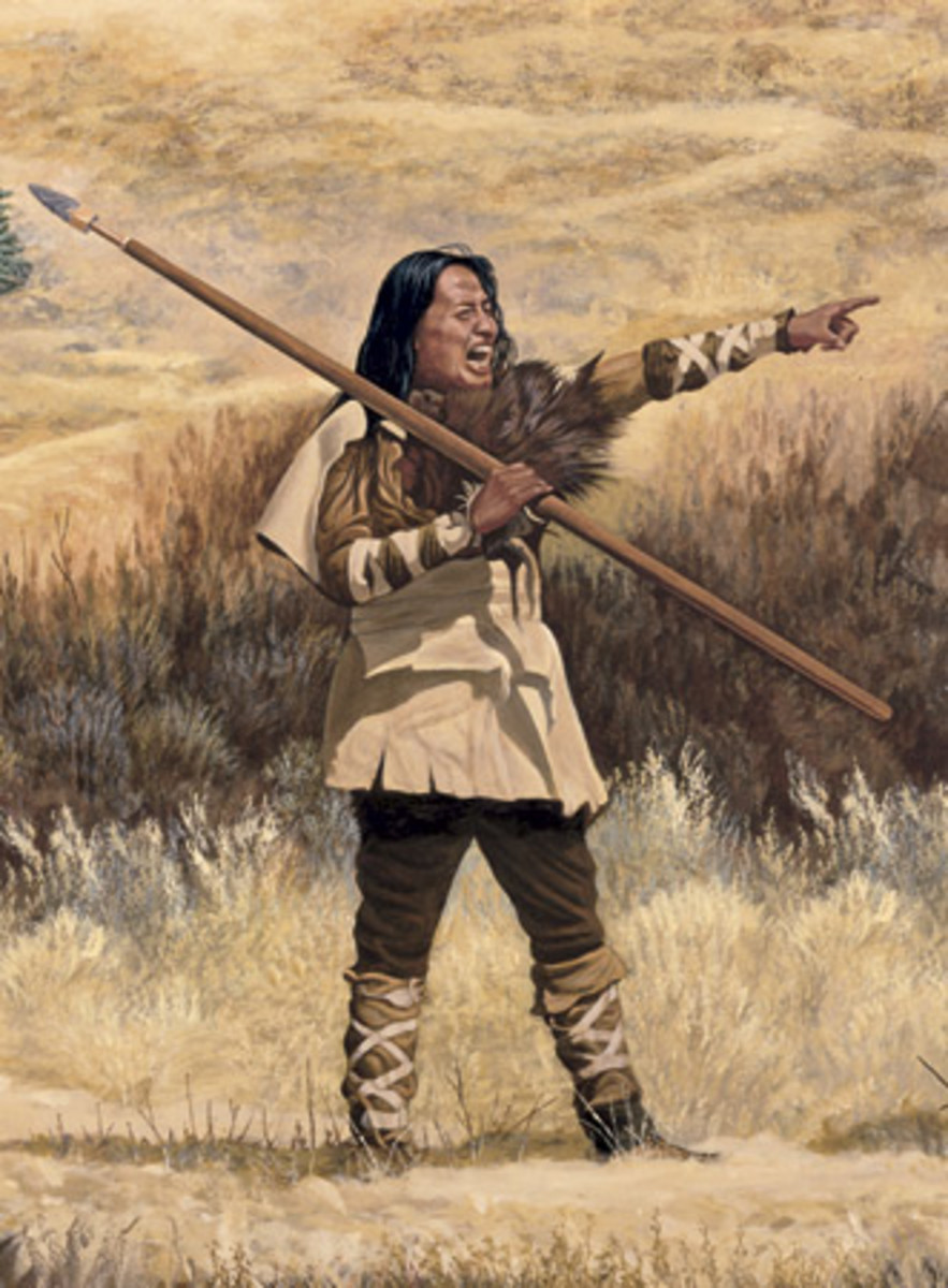 Prehistoric Oklahoma: The Tale of An Discovery In Burnham, Oklahoma