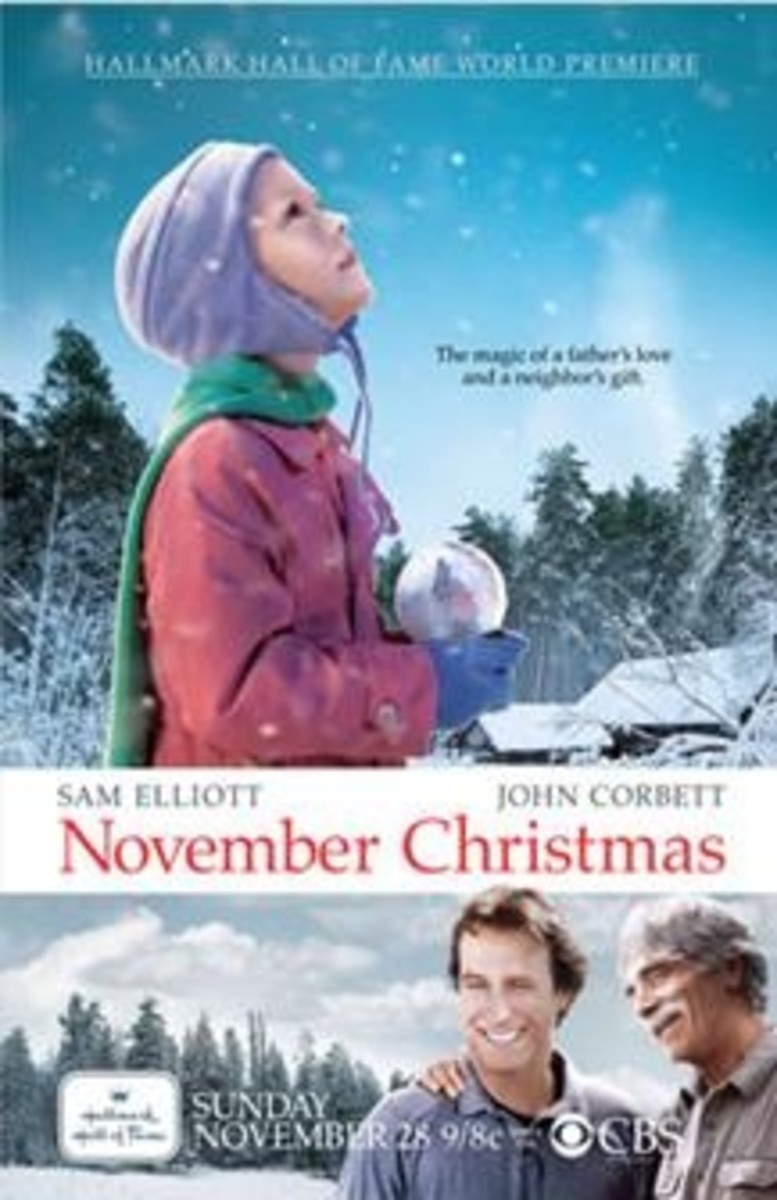 Hallmark's November Christmas Movie Review