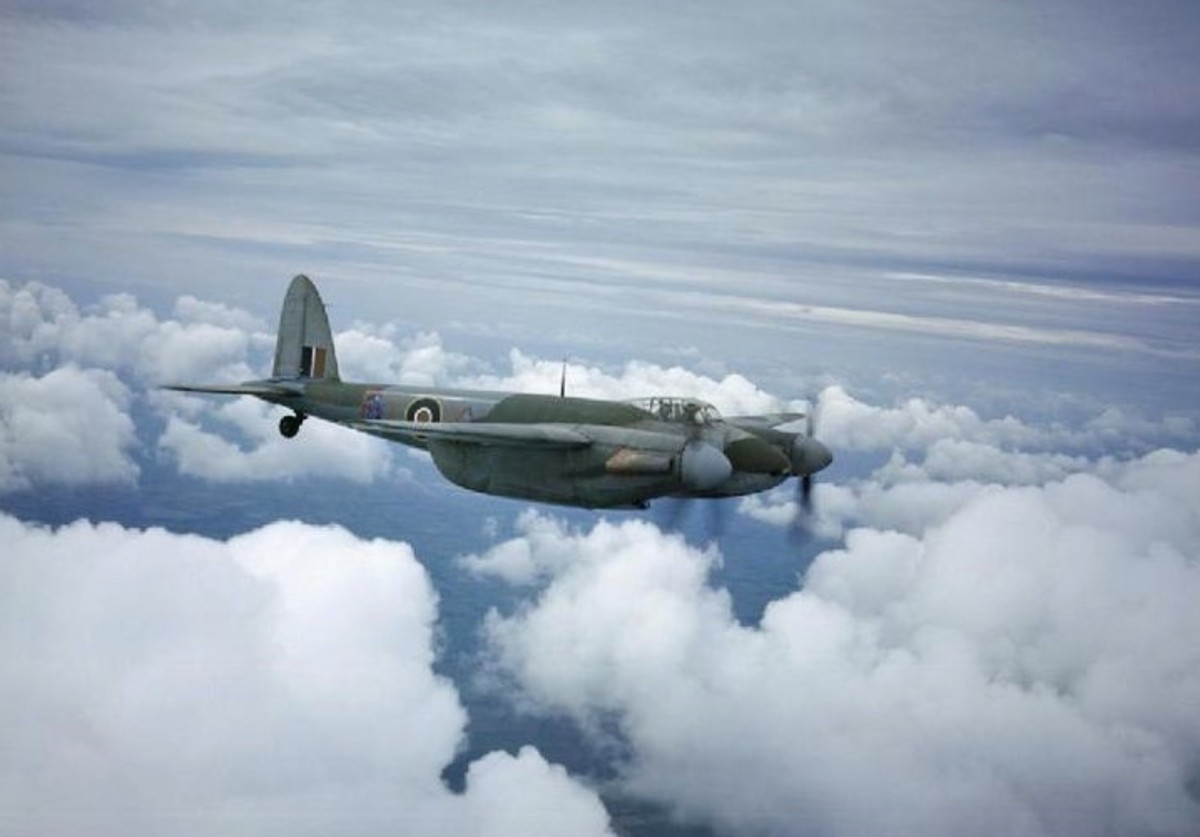 History of the British De Havilland Mosquito
