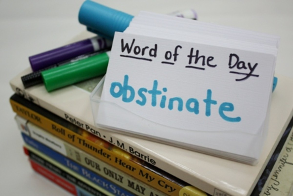 Weird and Fun Ways to Teach Vocabulary Words to Students
