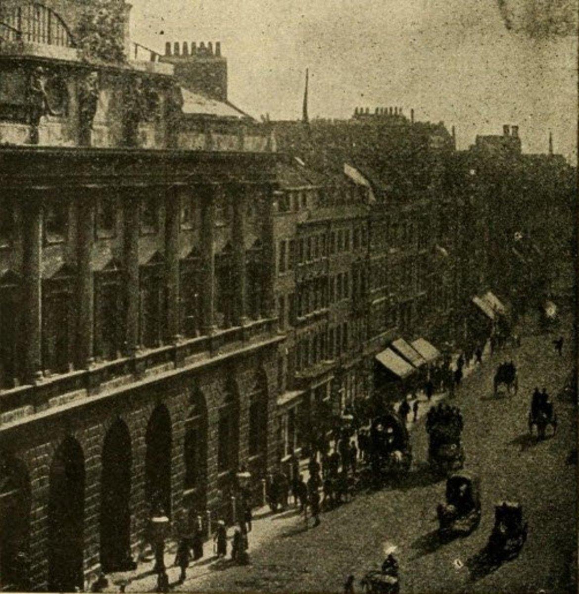A Street in Edwardian London