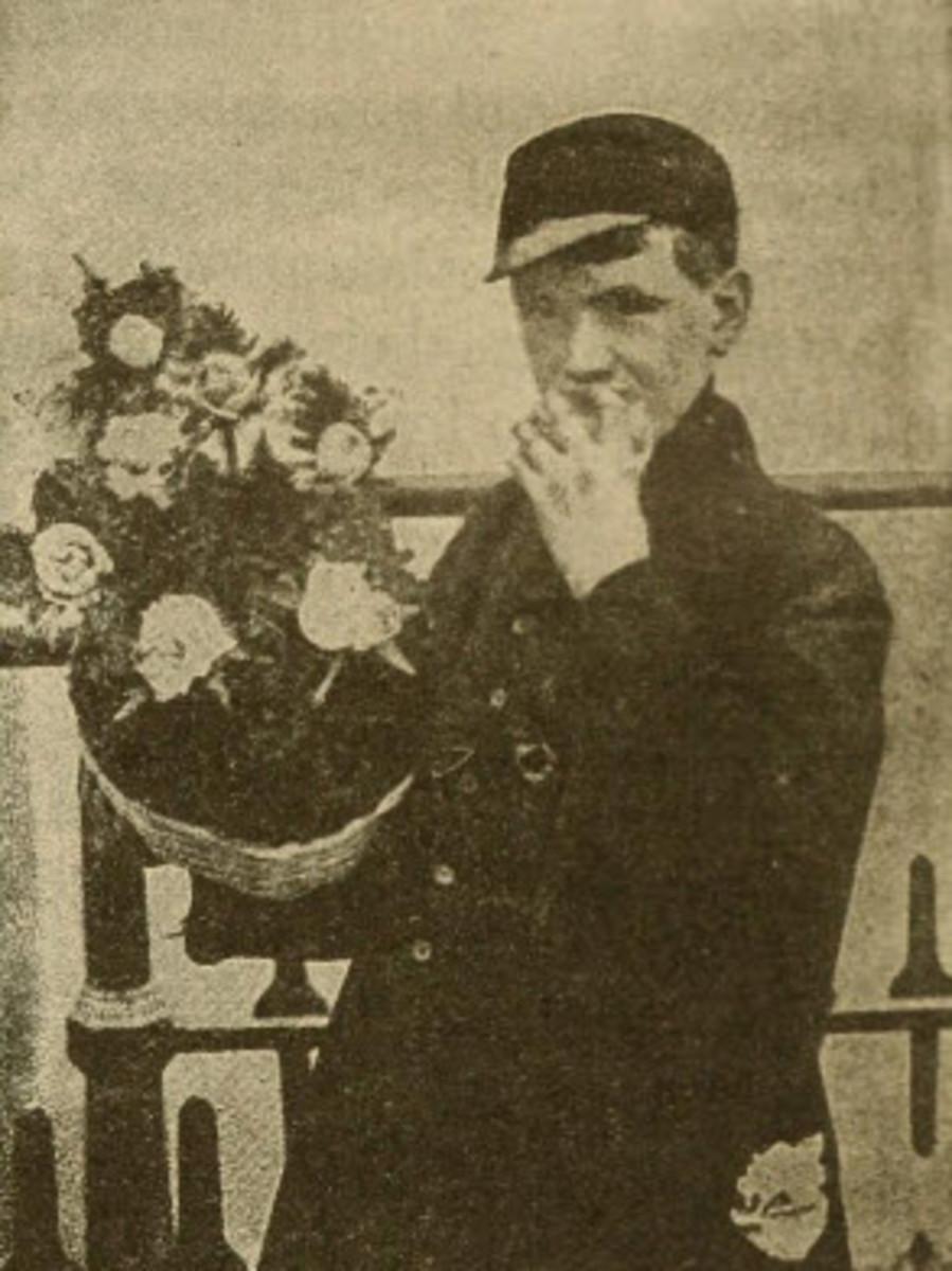 London Flower Boy