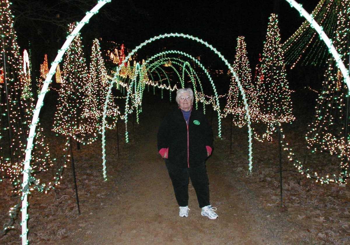 Garvin Gardens, Arkansas