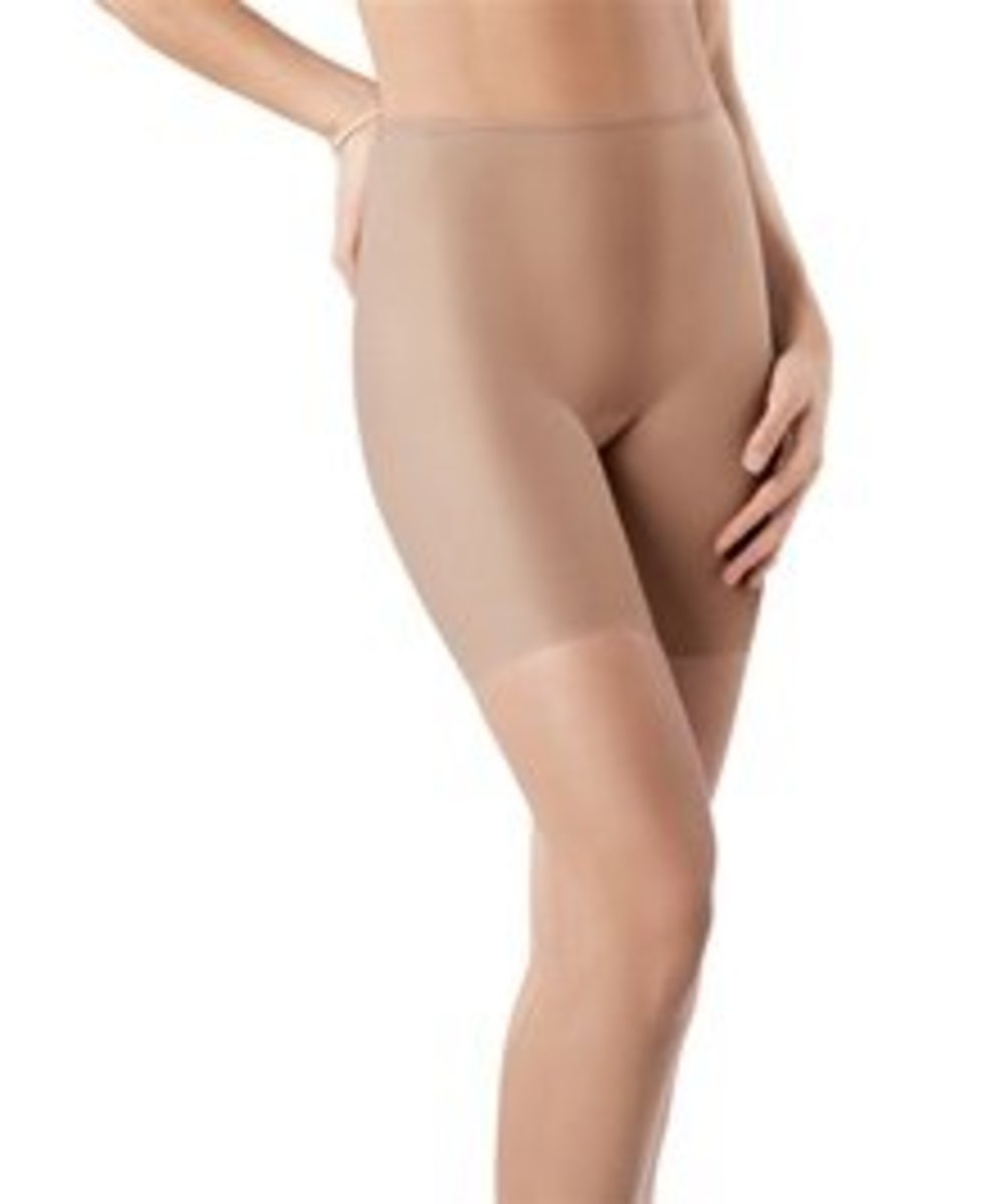 Spanx Skinny Britches Mid-Thigh Shaper,  Best Shapewear