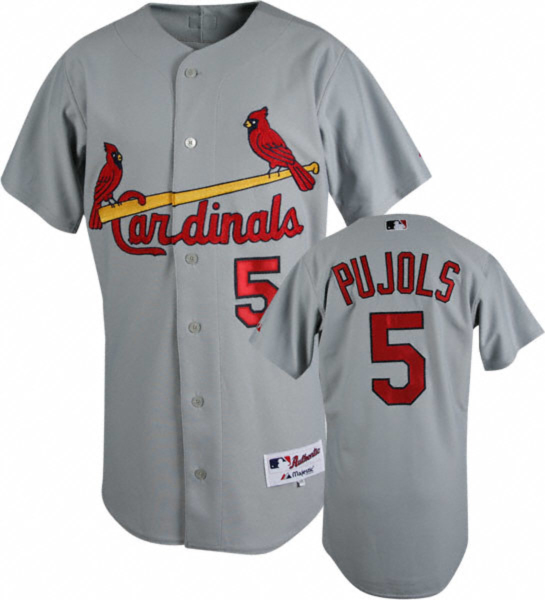 Is Your Authentic MLB Jersey Real? Buying Majestic Baseball Jerseys Online