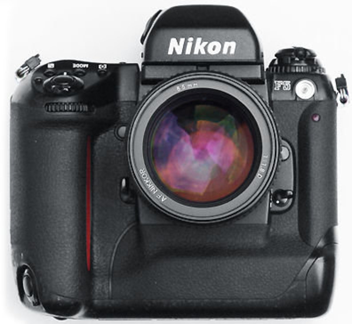 Nikon F5 - the ultimate 35mm film camera?