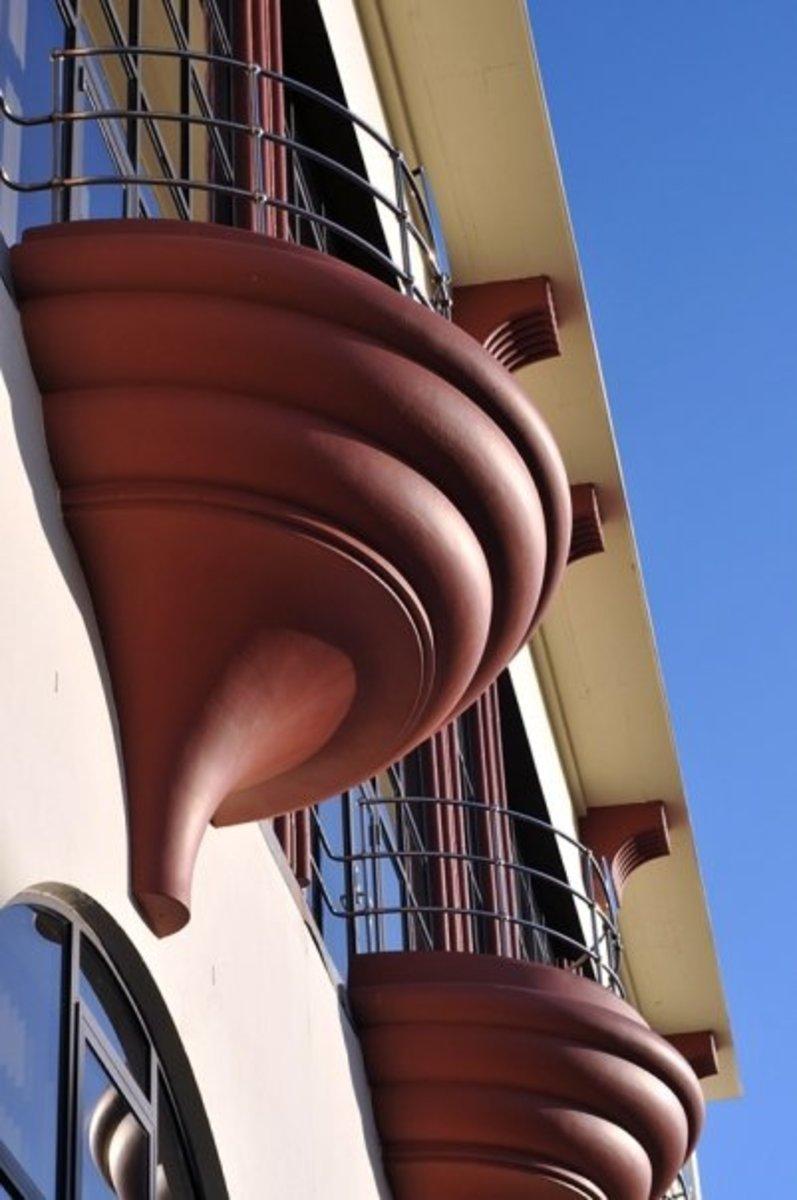 Modern architecture - Douglas, Isle of Man -  David Lloyd-Jones - Copyright 2010