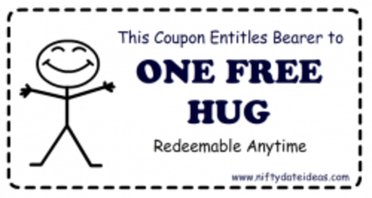 printable free hug coupons