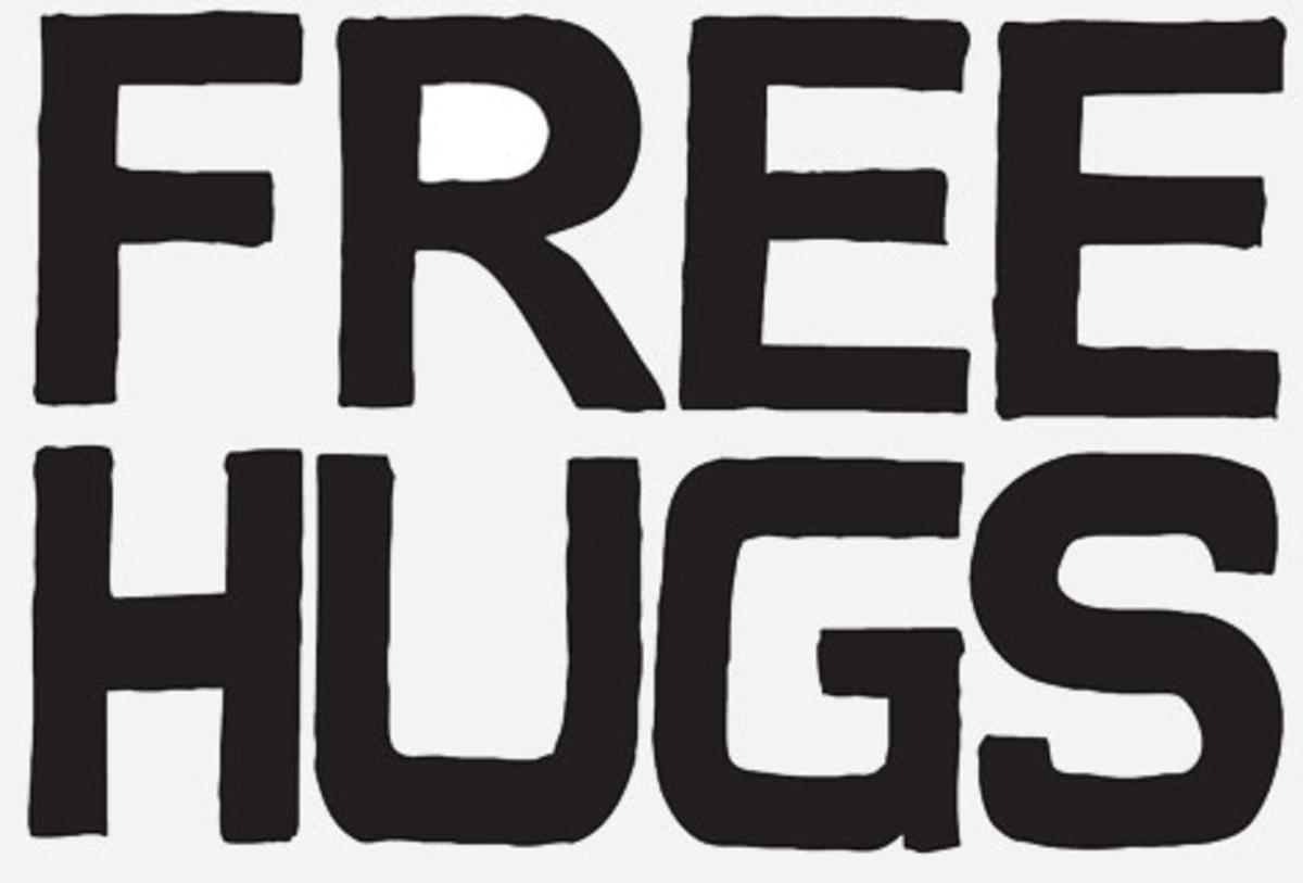 Free Hugs Coupon Book Free Hug Coupons Pin it