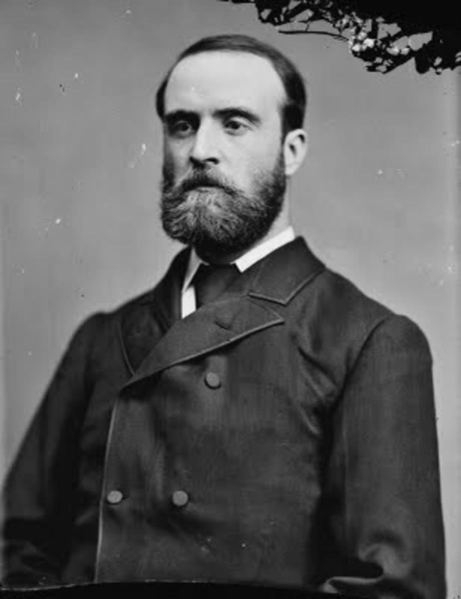 Captain Charles Cunningham Boycott (1832-97)