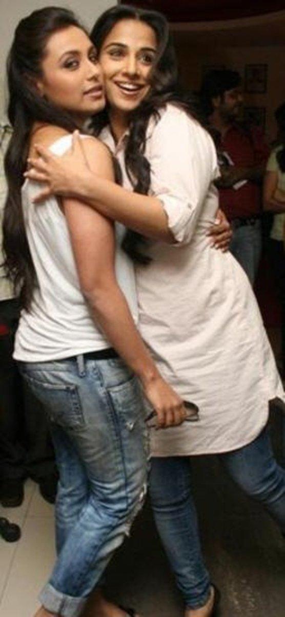 Actresses Rani and Vidya Balan Scandal