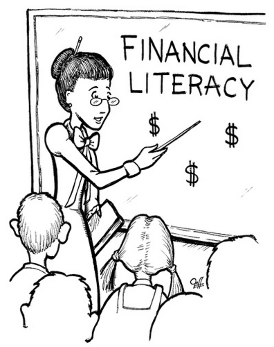 5 Key Components of Being Financially Literate