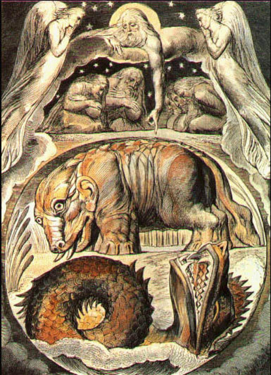 Mythical Animals from the Bible