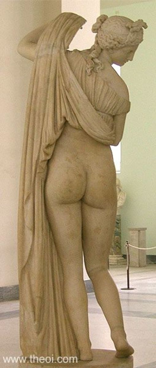 Callipygian Venus