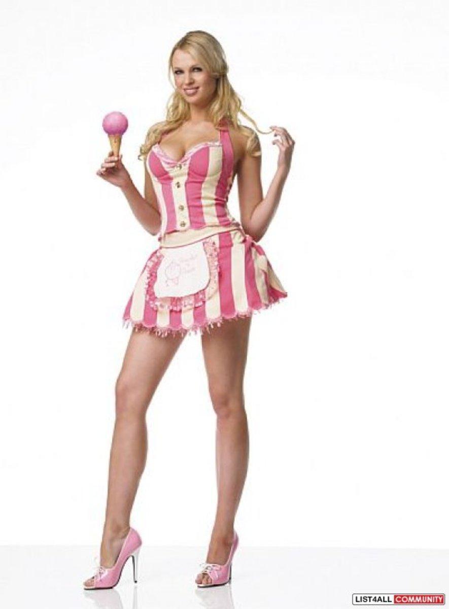 ice cream cone costume