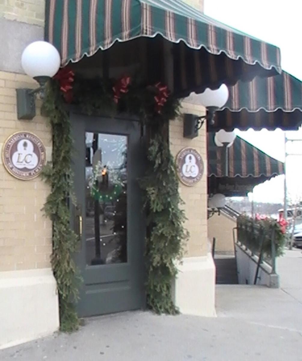 store front Kilwin's Lake Geneva Wisconsin