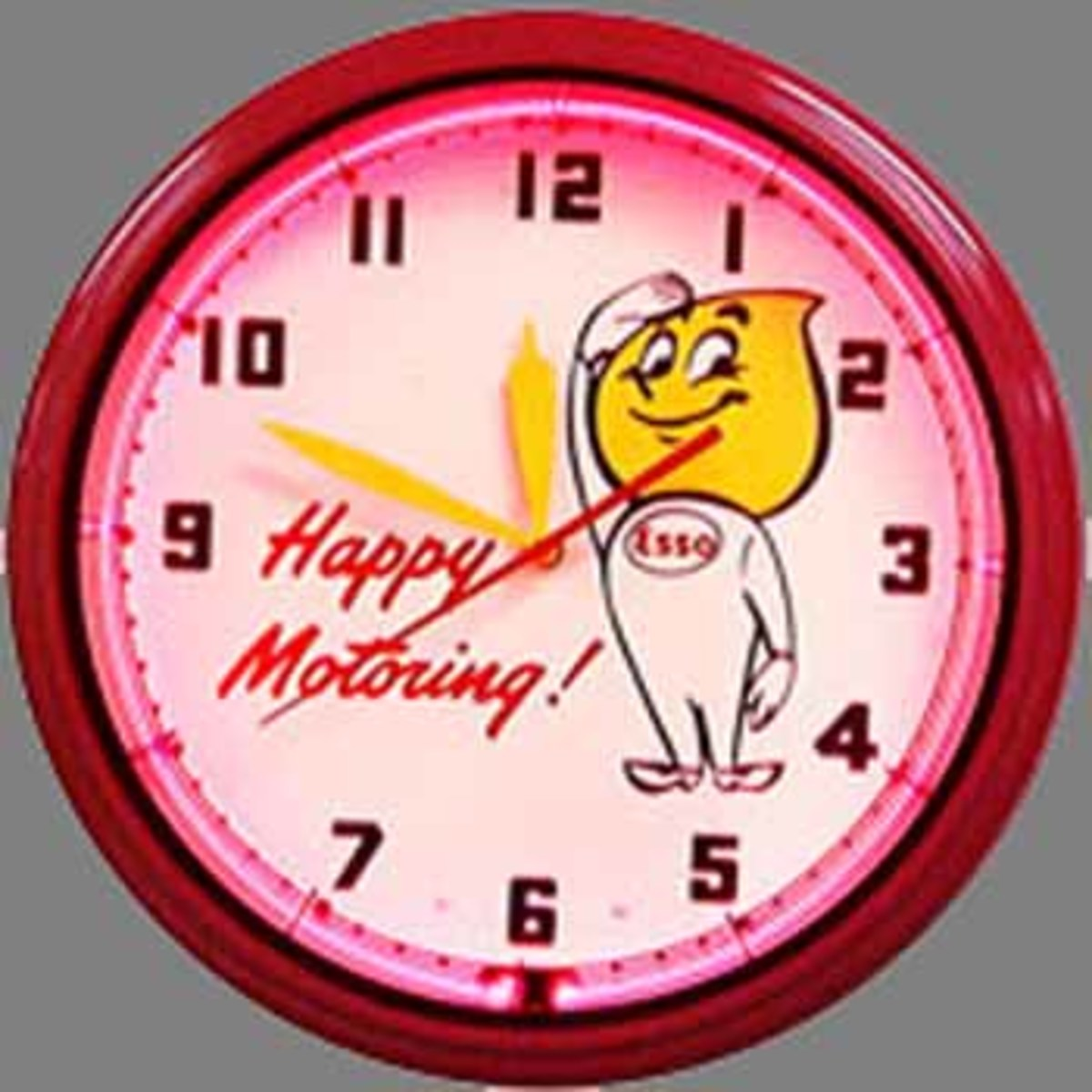 Happy Motoring...to everyone out there!