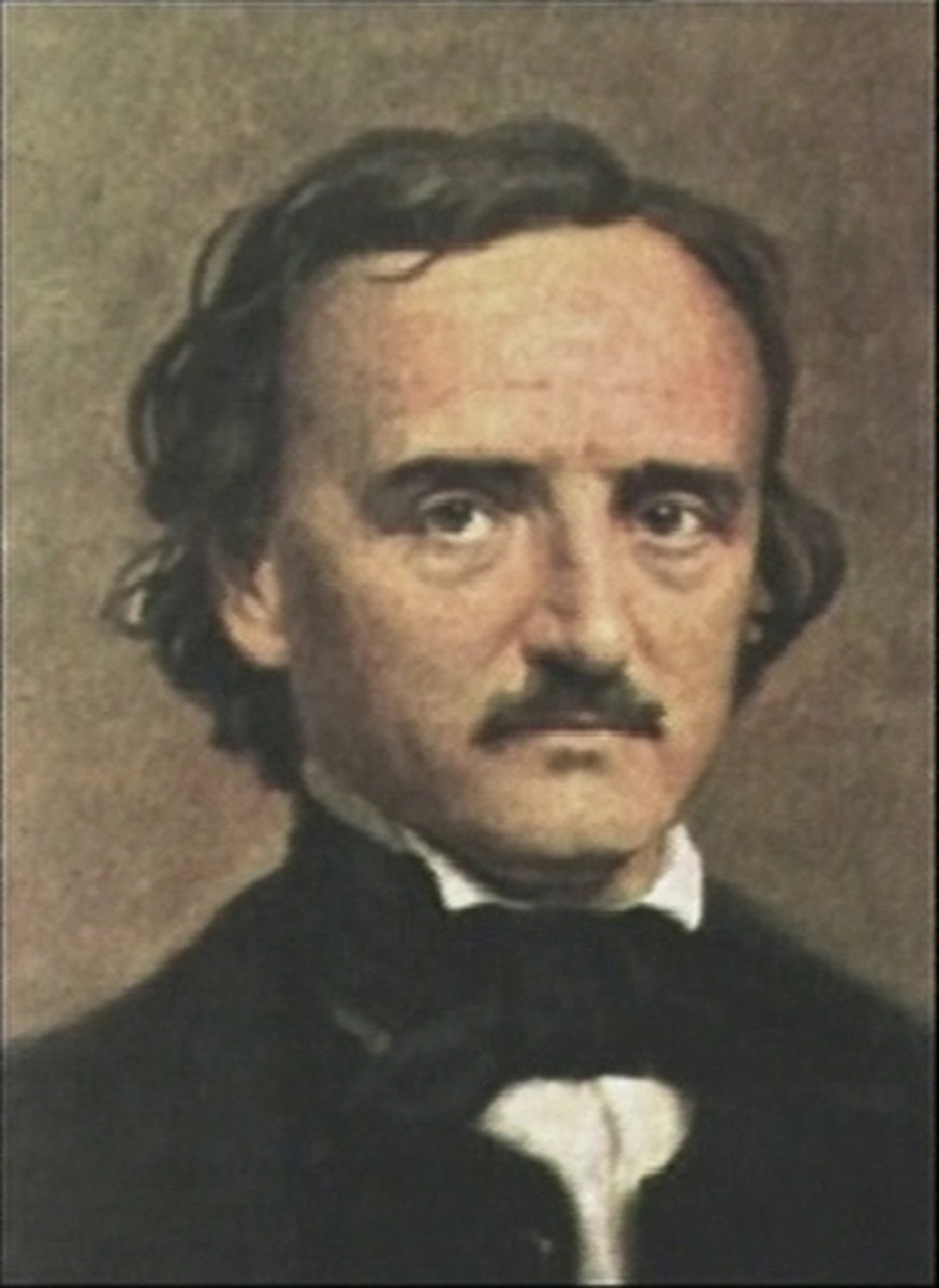 Edgar Allan Poe The Troubled