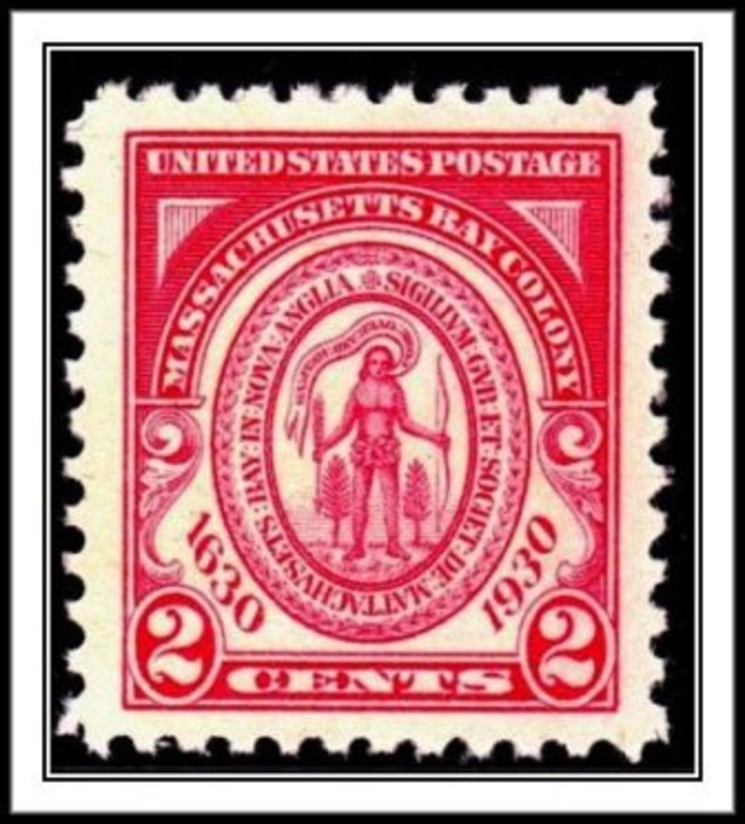 300th Anniversary Stamp