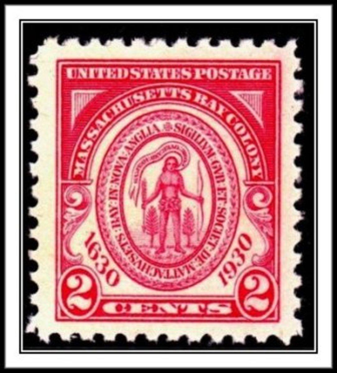 300th Anniversary Stamp
