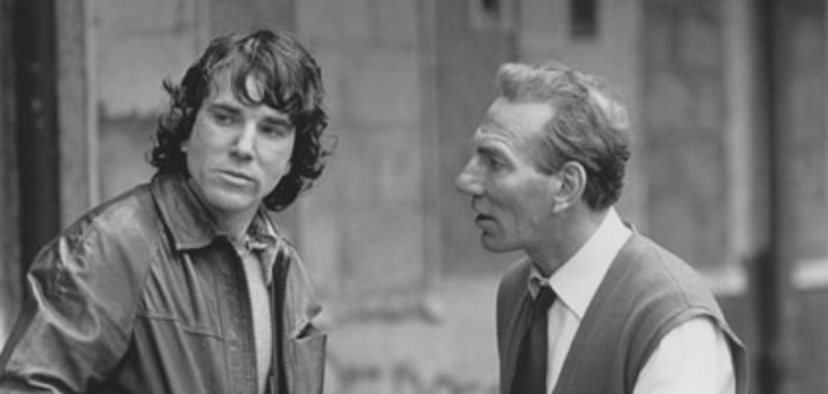 In the Name of the Father: Daniel Day Lewis and Pete Postlethwaite