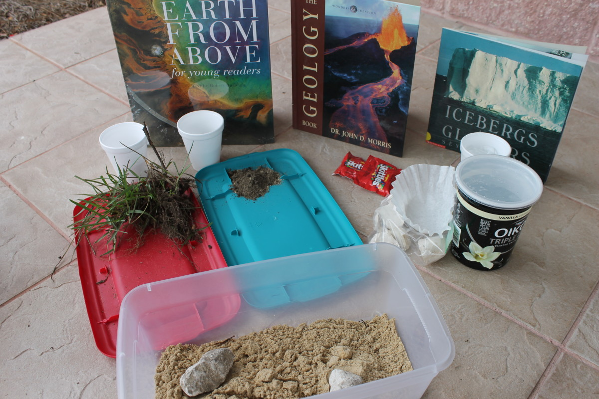 Hands-on Erosion Lesson for Kids