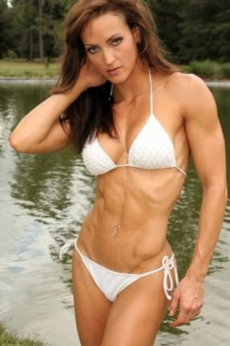 Erin Stern-female fitness models