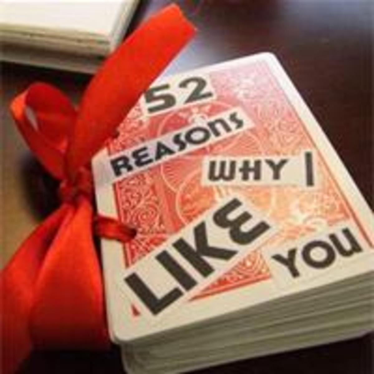cute handmade valentine book