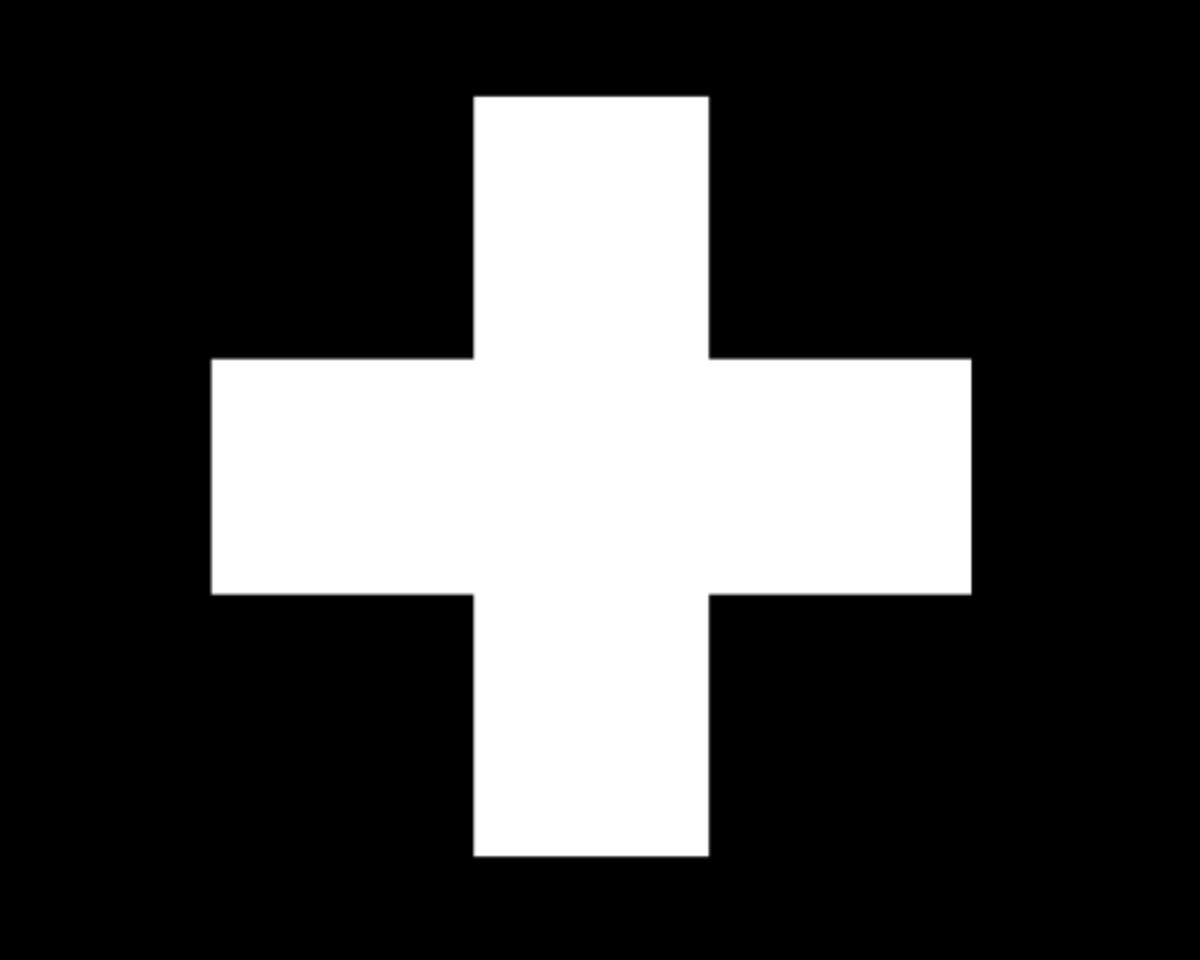 Addition Symbol Math Coloring