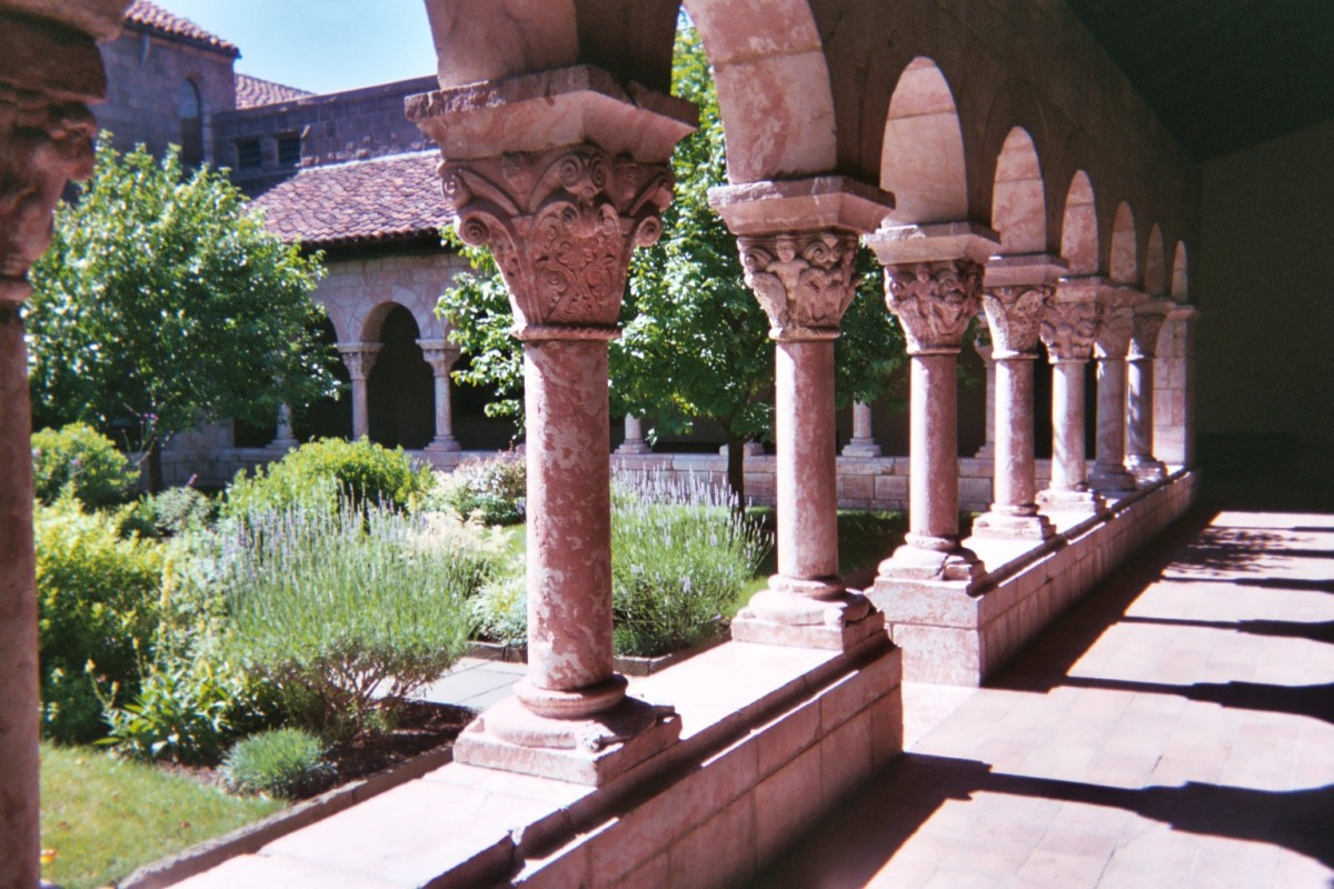 The Cloisters Museum and Gardens