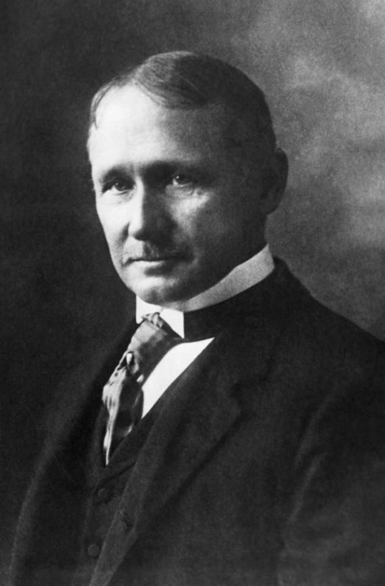 Frederick Winslow Taylor Contribution - Scientific Management