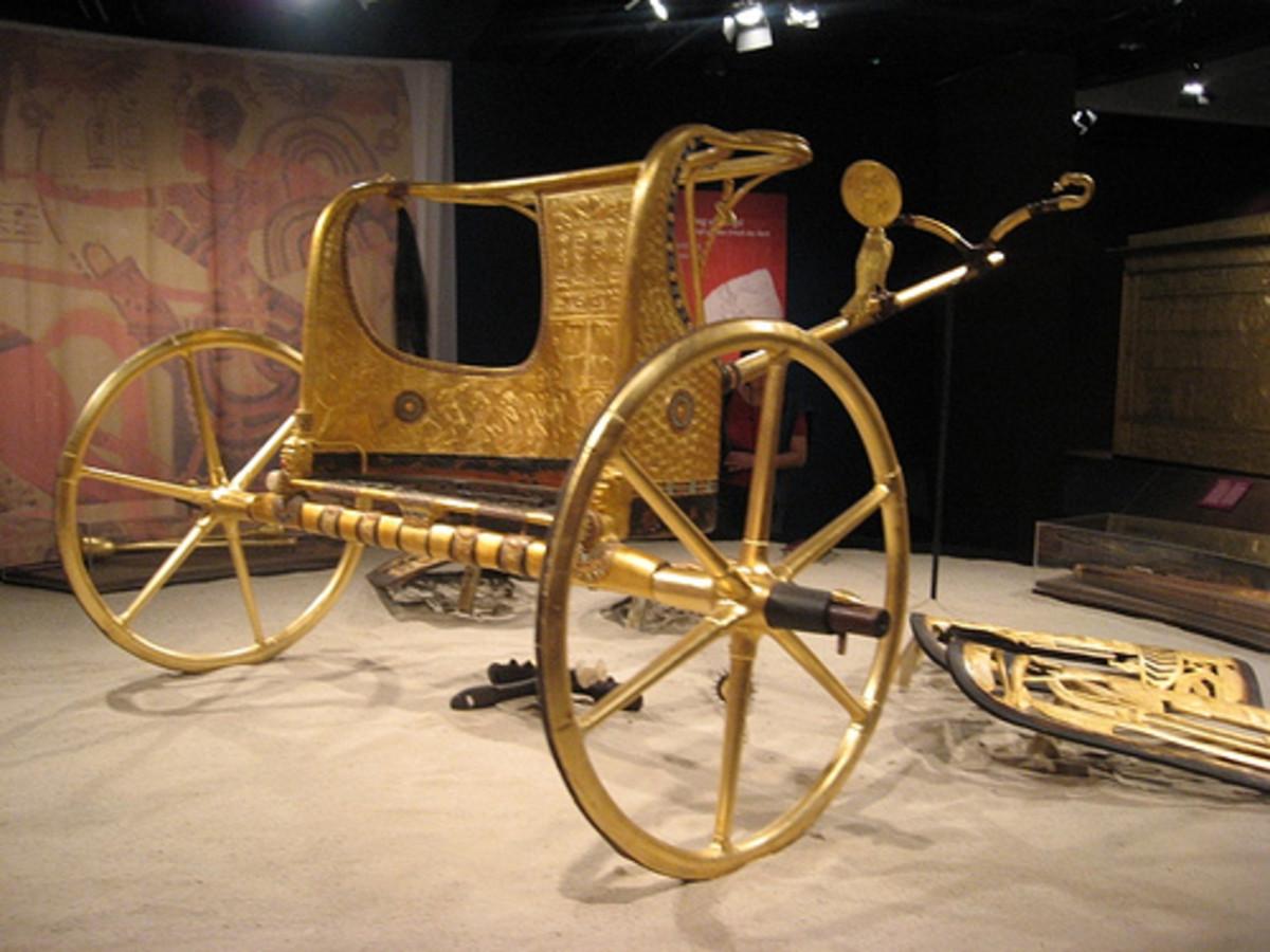 Tutankhamun's Chariot