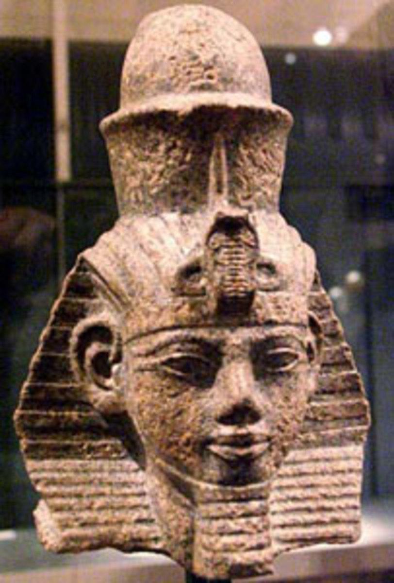 Bust of Amenhotep III