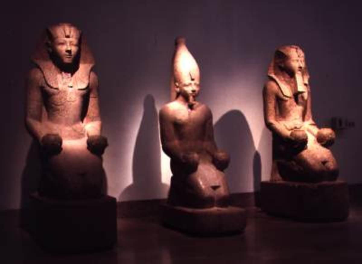 The Statues of Hatshepsut