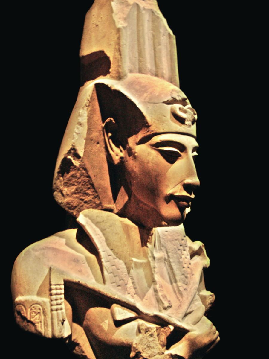 Akhenaten (Amenhotep IV - Neferkheperure