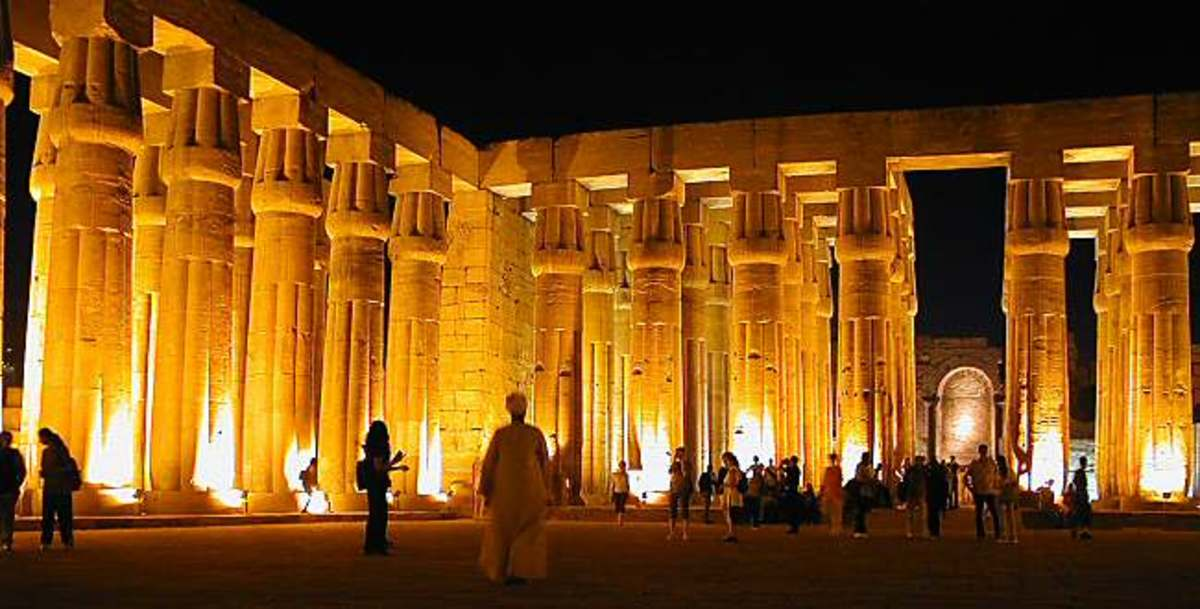 The Court of Amenhotep III