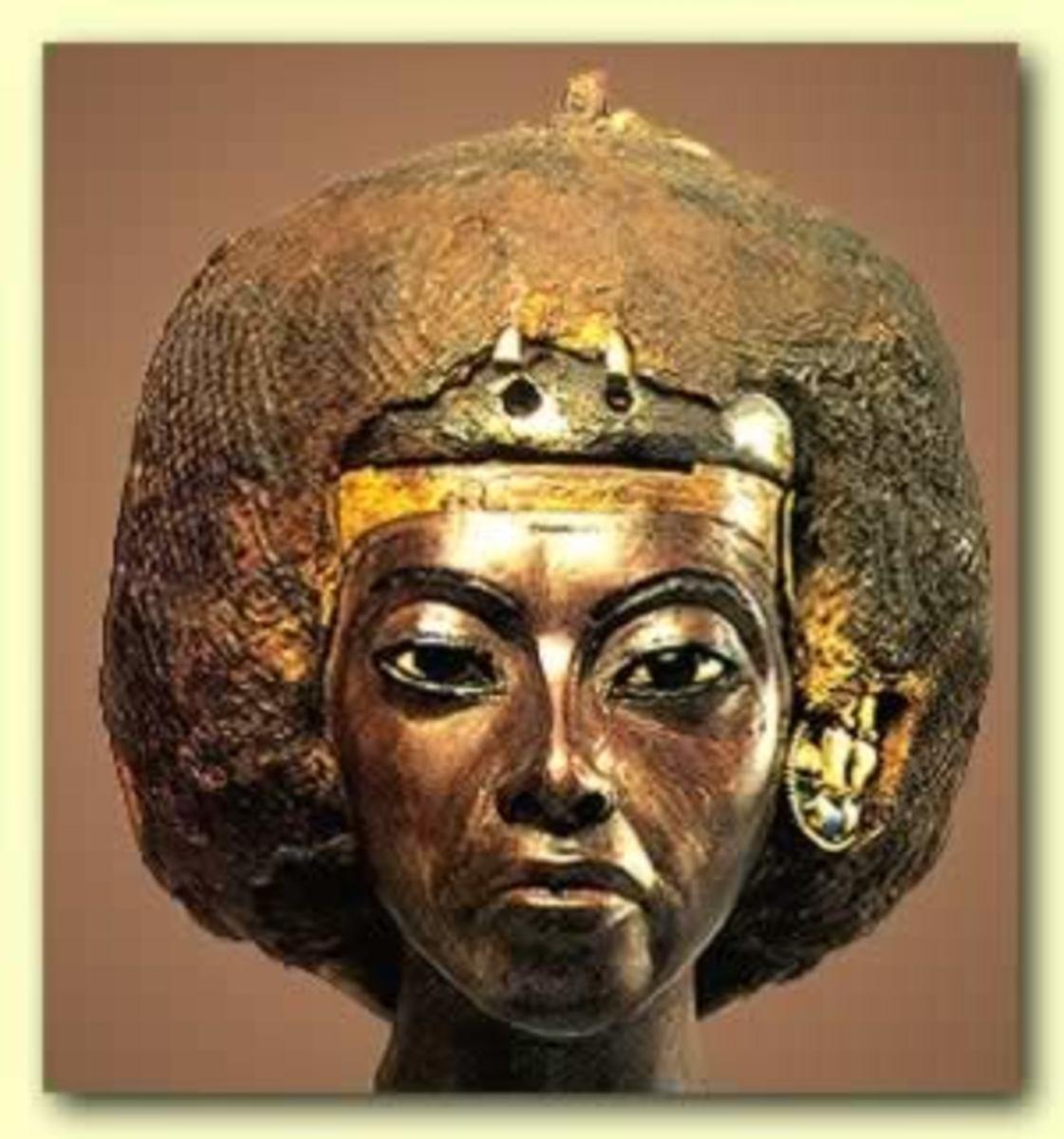 Queen Tiy(Tiye)
