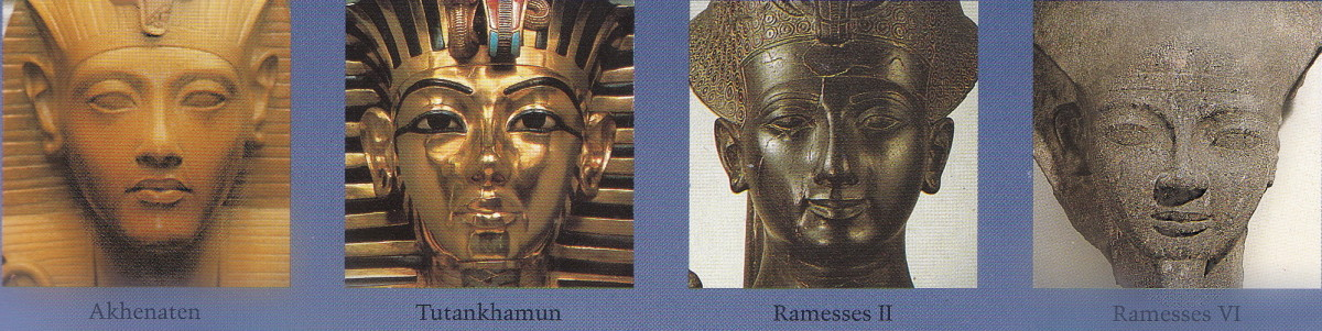 The continuum of the Rulers of the New Kingdom - 1570 -1070 BC