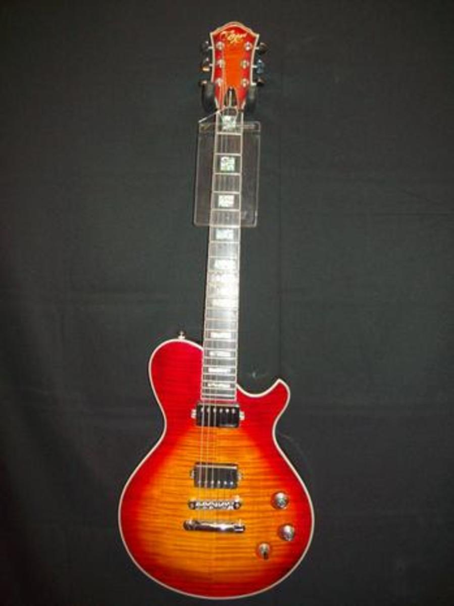 Michael Kelly Guitars: Review of the Patriot Custom