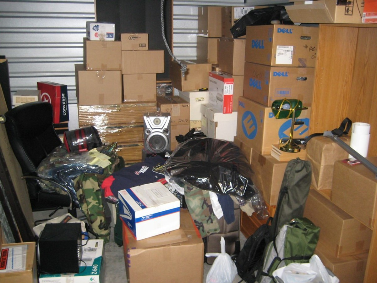 How To Buy Abandoned Storage Units at Auction