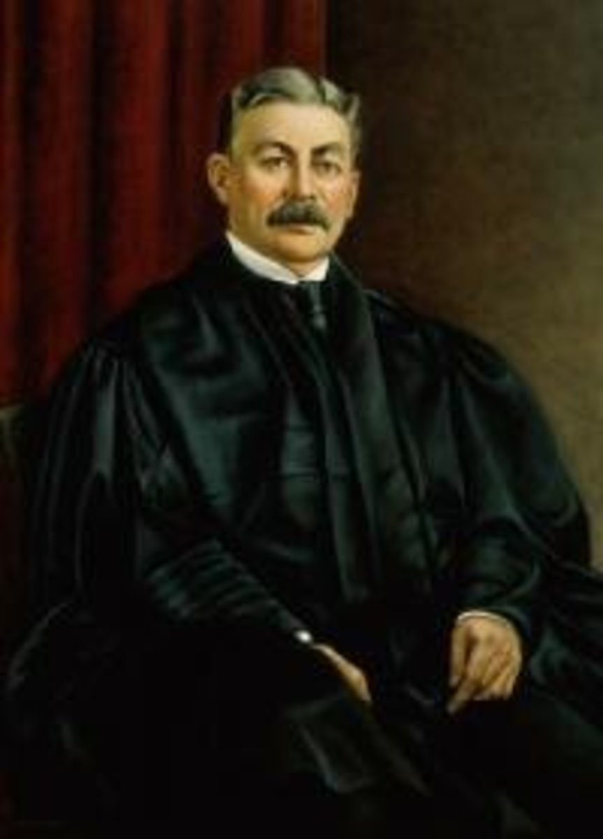 Justice Henry Brown