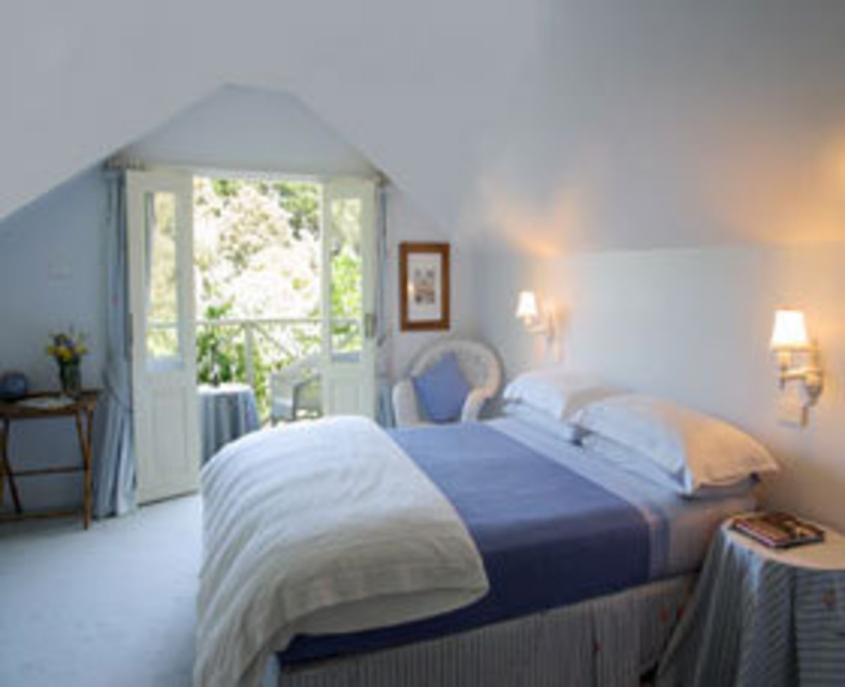 Proposed Attic Master Bed Room