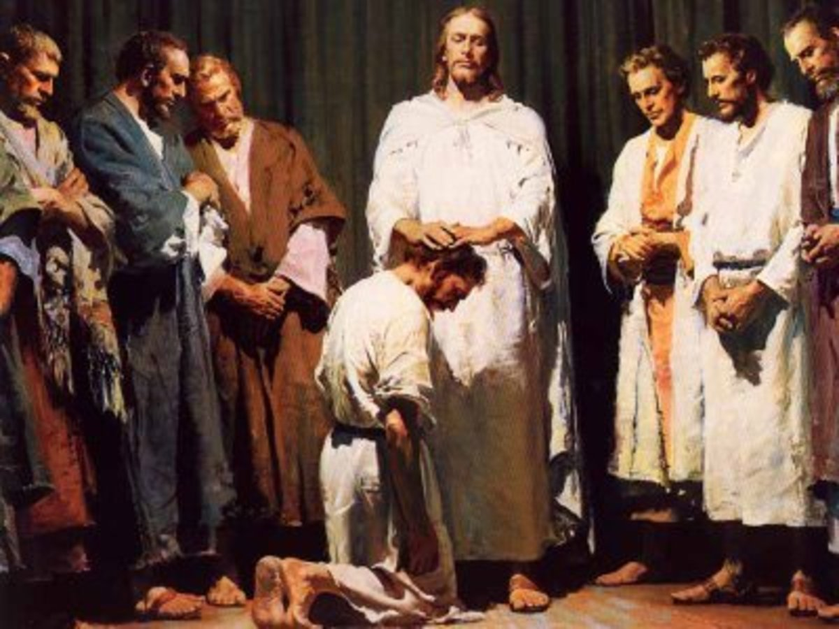 Ordinations, Confirmations, and Affirmations. Man made or God ordained?