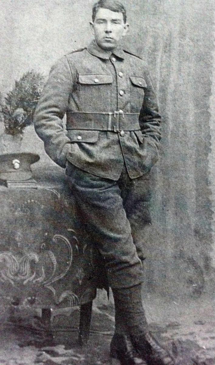 Jack Joseph Dawes of The Connaught Rangers
