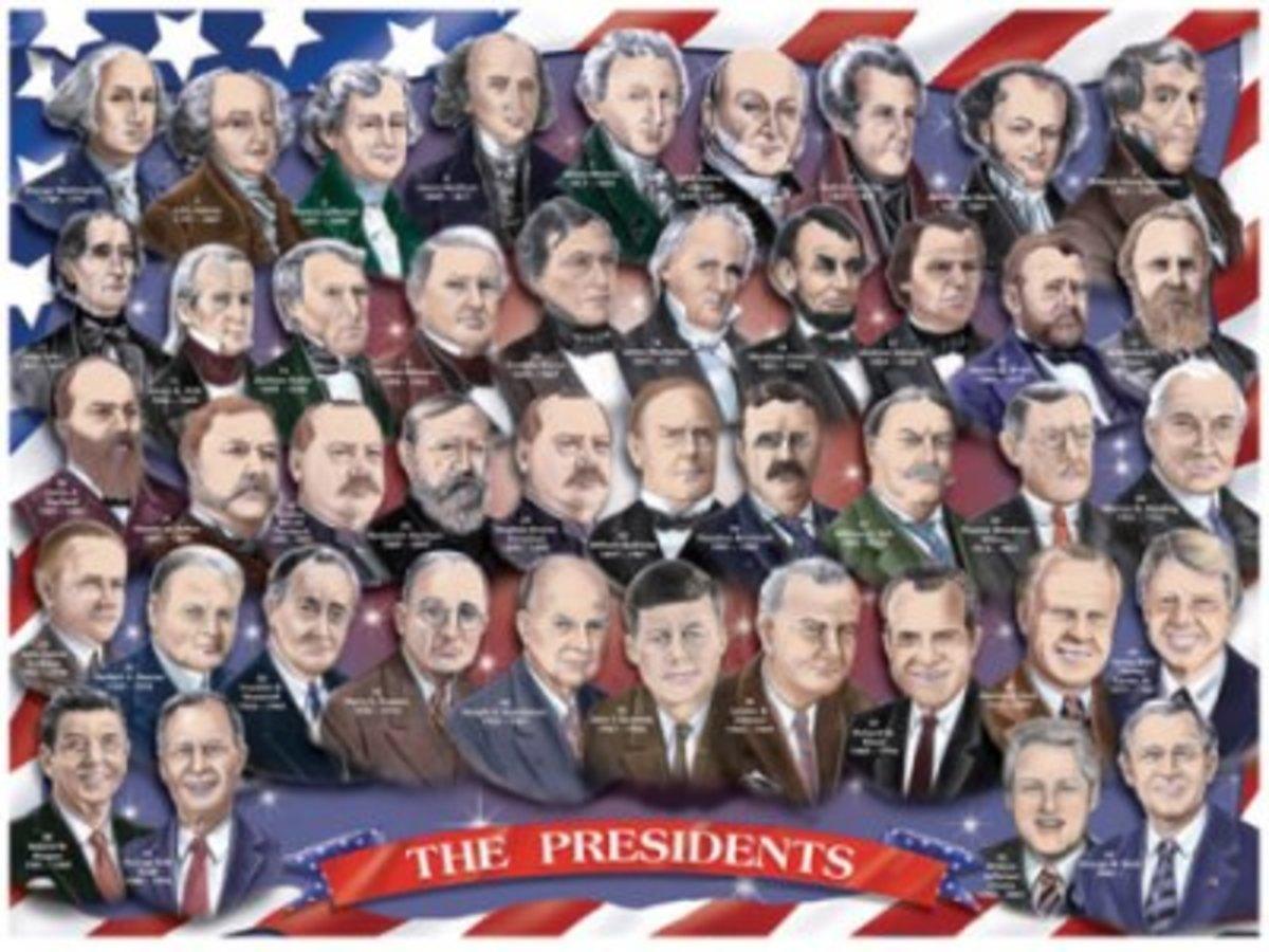 Prior American Presidents