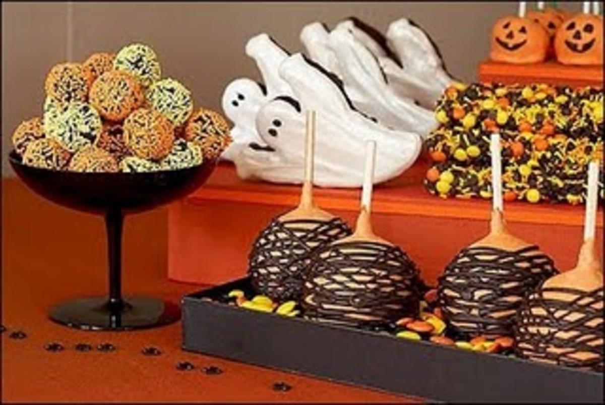 Halloween Candy Bar 2