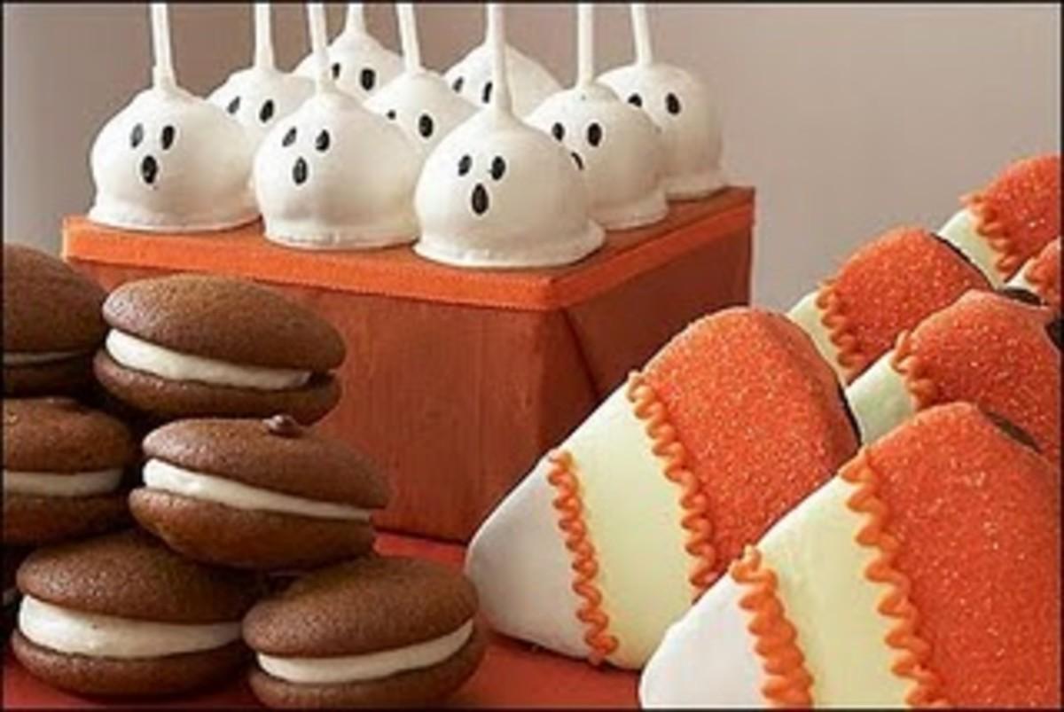 Halloween Candy Bar 1