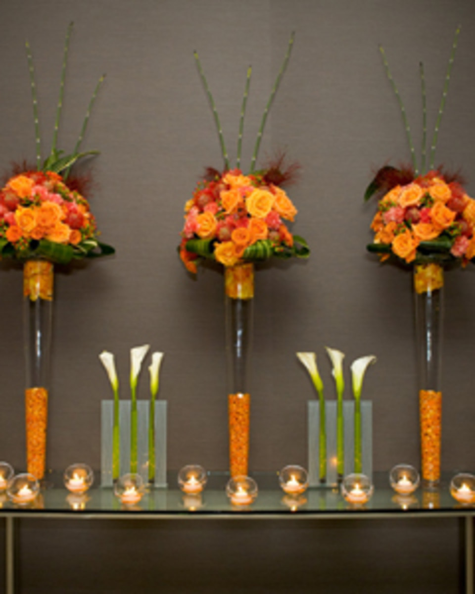 Great Flower and Centerpiece Ideas