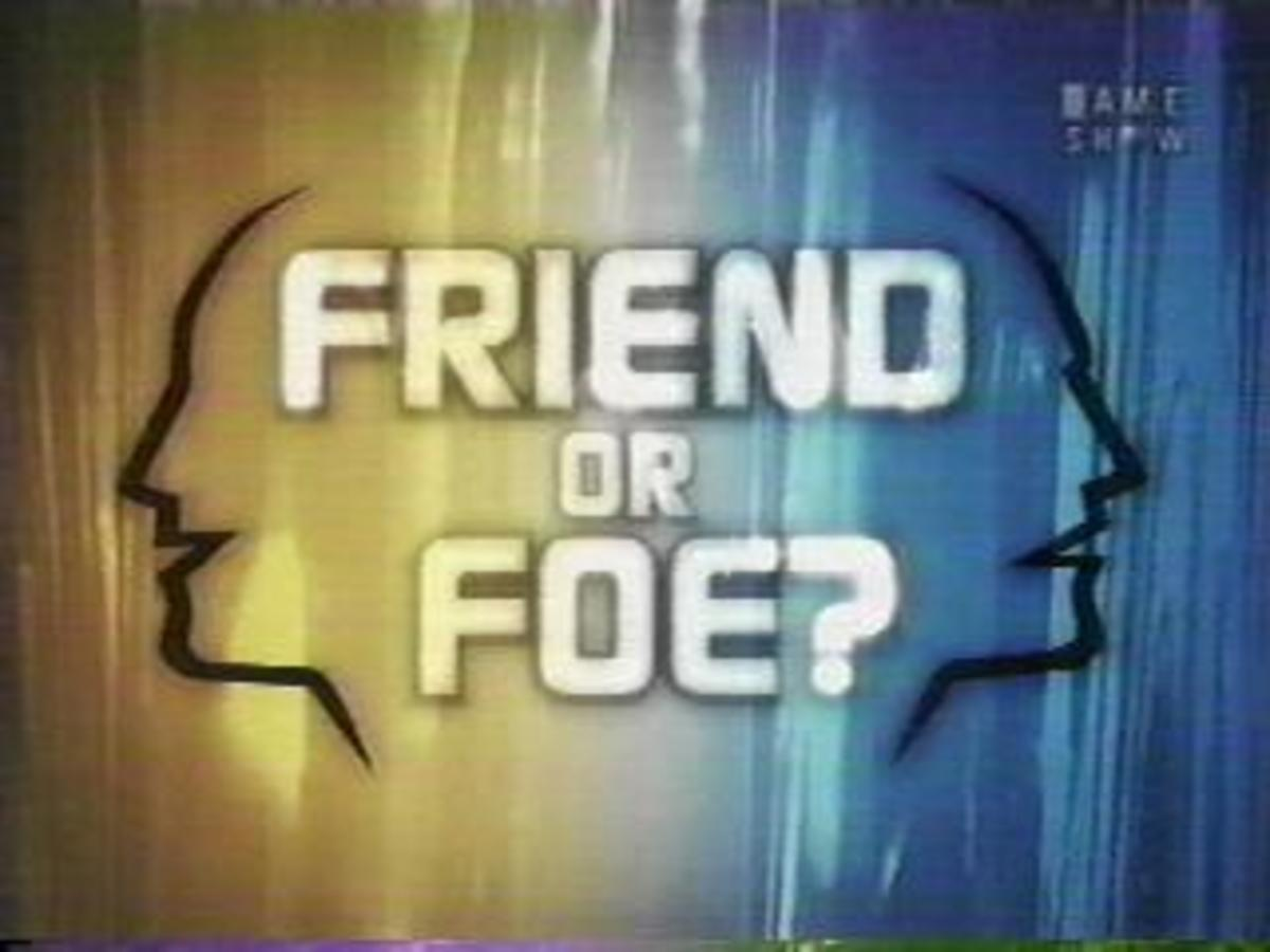 Friend or Foe Game Show, what it Reveals about Human Nature